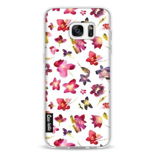Casetastic Softcover Samsung Galaxy S7 Edge - Floral