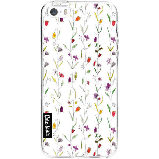 Casetastic Softcover Apple iPhone 5 / 5s / SE - Flowers Climb