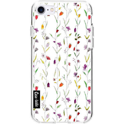 Casetastic Softcover Apple iPhone 7 / 8 / SE (2020) - Flowers Climb