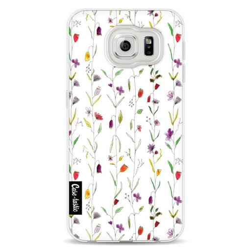 Casetastic Softcover Samsung Galaxy S6 - Flowers Climb