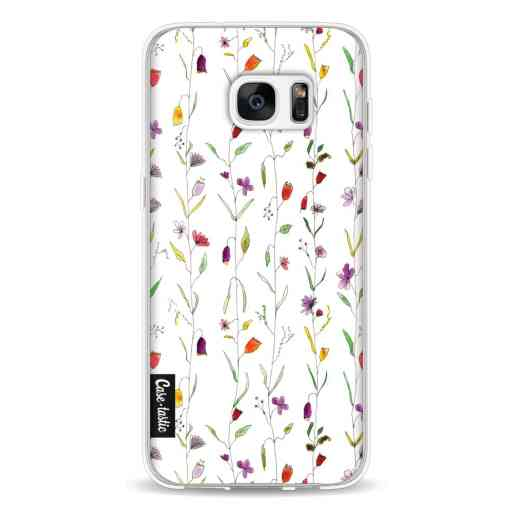 Casetastic Softcover Samsung Galaxy S7 Edge - Flowers Climb