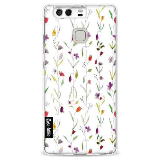 Casetastic Softcover Huawei P9  - Flowers Climb