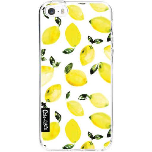 Casetastic Softcover Apple iPhone 5 / 5s / SE - Lemons
