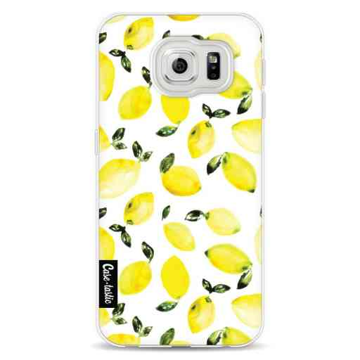 Casetastic Softcover Samsung Galaxy S6 - Lemons