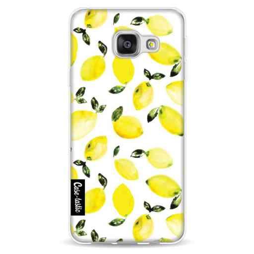 Casetastic Softcover Samsung Galaxy A3 (2016) - Lemons