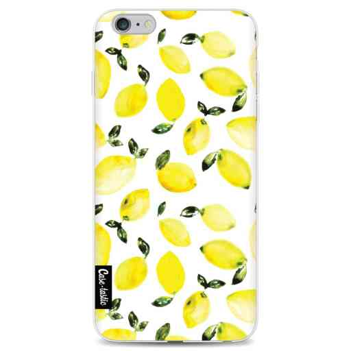 Casetastic Softcover Apple iPhone 6 Plus / 6s Plus - Lemons