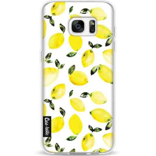 Casetastic Softcover Samsung Galaxy S7 Edge - Lemons