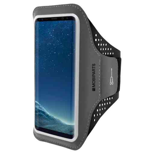 Casetastic Comfort Fit Sport Armband Samsung Galaxy S8 Black