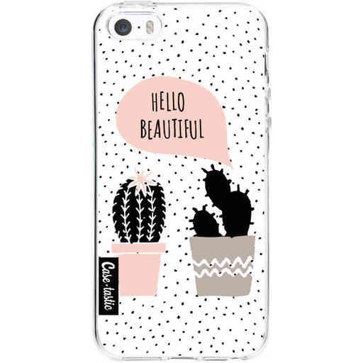 Casetastic Softcover Apple iPhone 5 / 5s / SE - Cactus Love