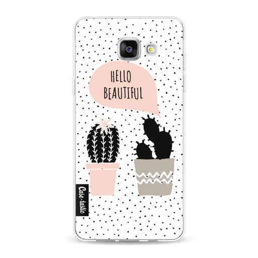 Casetastic Softcover Samsung Galaxy A5 (2016) - Cactus Love