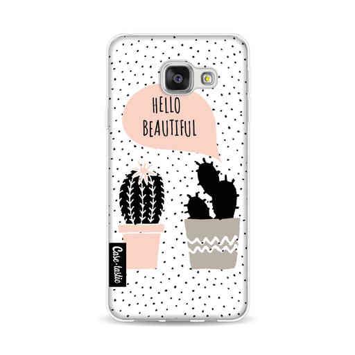 Casetastic Softcover Samsung Galaxy A3 (2016) - Cactus Love