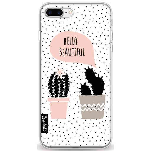Casetastic Softcover Apple iPhone 7 Plus / 8 Plus - Cactus Love