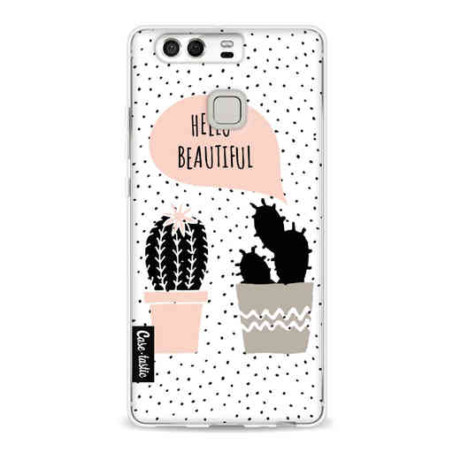 Casetastic Softcover Huawei P9  - Cactus Love
