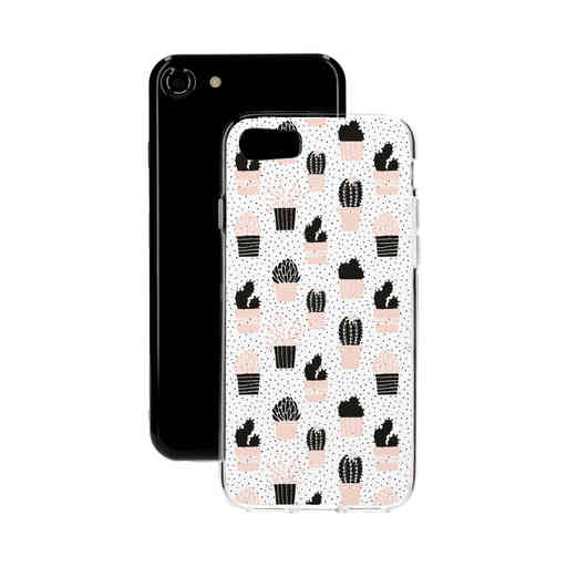 Casetastic Softcover Apple iPhone 7/8 - Cactus Print