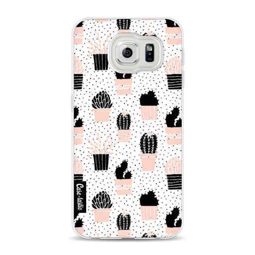 Casetastic Softcover Samsung Galaxy S6 - Cactus Print