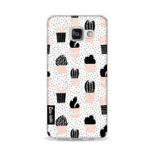 Casetastic Softcover Samsung Galaxy A3 (2016) - Cactus Print