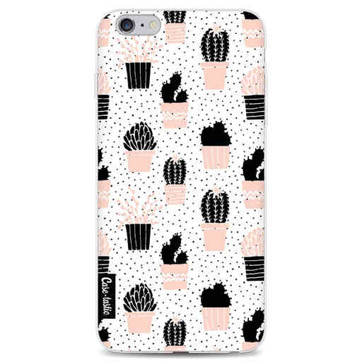 Casetastic Softcover Apple iPhone 6 Plus / 6s Plus - Cactus Print