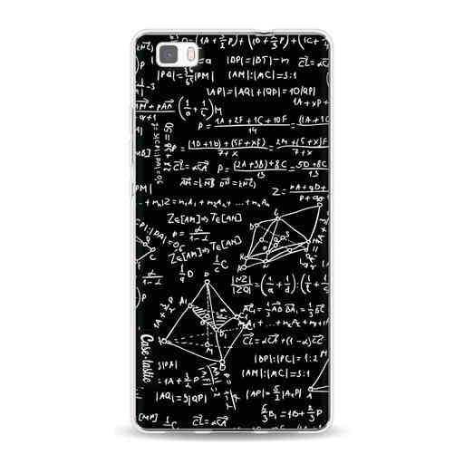 Casetastic Softcover Huawei P8 Lite (2015) - You Do The Math