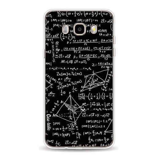 Casetastic Softcover Samsung Galaxy J5 (2016) - You Do The Math