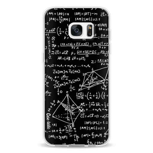 Casetastic Softcover Samsung Galaxy S7 Edge - You Do The Math