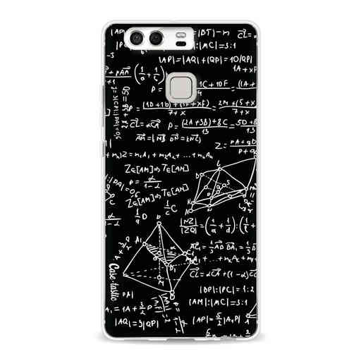 Casetastic Softcover Huawei P9  - You Do The Math