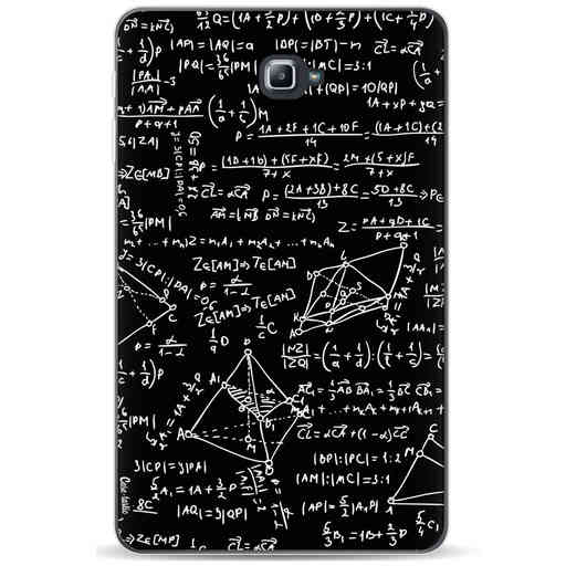 Casetastic Softcover Samsung Galaxy Tab A 10.1 (2016) - You Do The Math