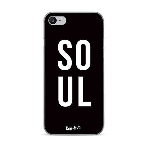 Casetastic Softcover Apple iPhone 7 / 8 - Soul Black