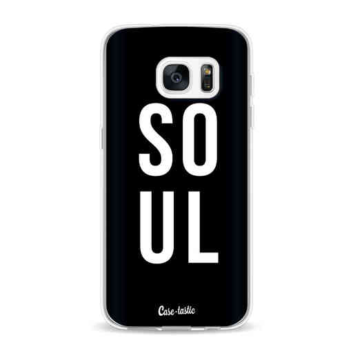 Casetastic Softcover Samsung Galaxy S7 - Soul Black
