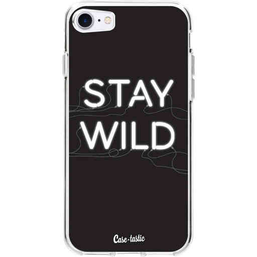 Casetastic Softcover Apple iPhone 7 / 8 - Stay Wild Neon
