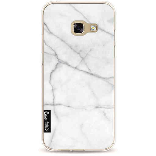 Casetastic Softcover Samsung Galaxy A3 (2017) - White Marble