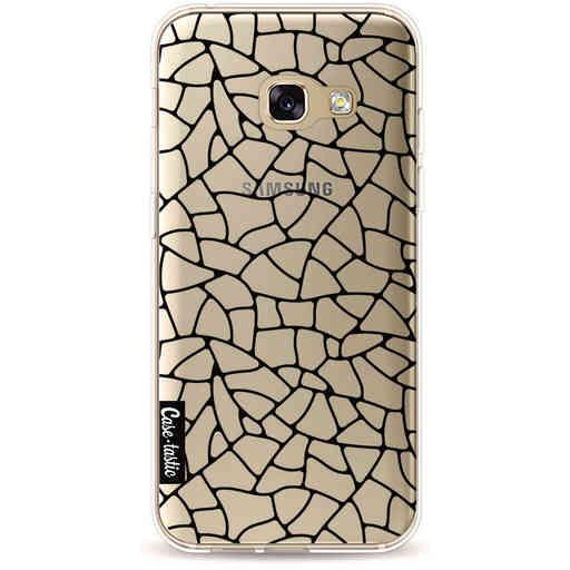 Casetastic Softcover Samsung Galaxy A3 (2017) - Transparent Mosaic