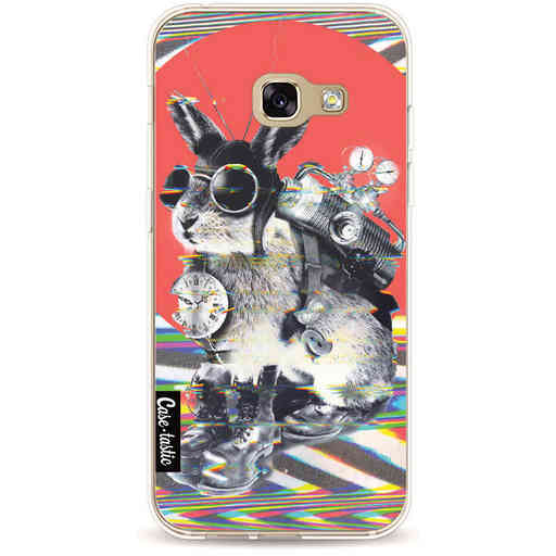 Casetastic Softcover Samsung Galaxy A3 (2017) - Time Traveller
