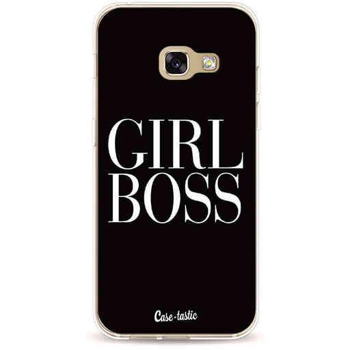 Casetastic Softcover Samsung Galaxy A3 (2017) - Girl Boss