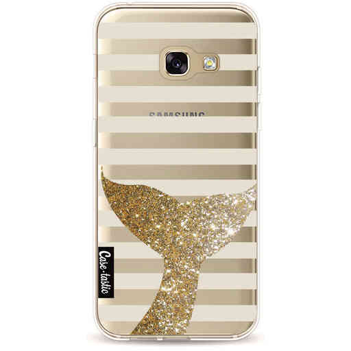 Casetastic Softcover Samsung Galaxy A3 (2017) - Glitter Sirene Tail