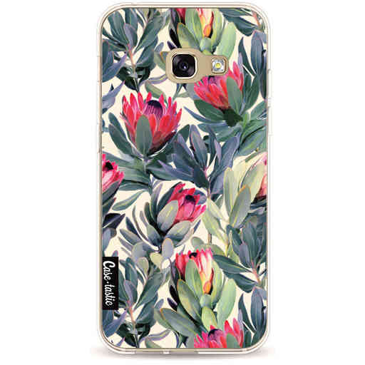 Casetastic Softcover Samsung Galaxy A3 (2017) - Painted Protea