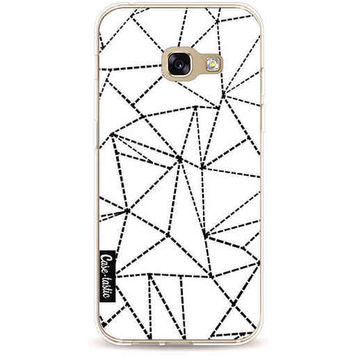 Casetastic Softcover Samsung Galaxy A3 (2017) - Abstract Dotted Lines