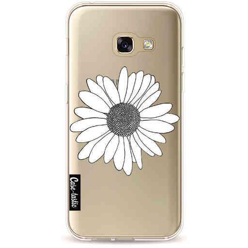Casetastic Softcover Samsung Galaxy A3 (2017) - Daisy Transparent