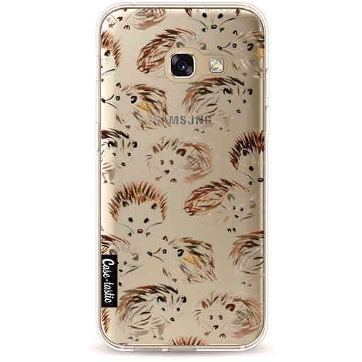 Casetastic Softcover Samsung Galaxy A3 (2017) - Hedgehogs