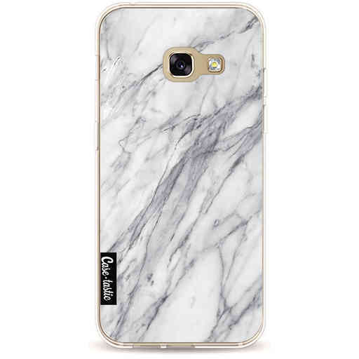 Casetastic Softcover Samsung Galaxy A3 (2017) - Marble Contrast