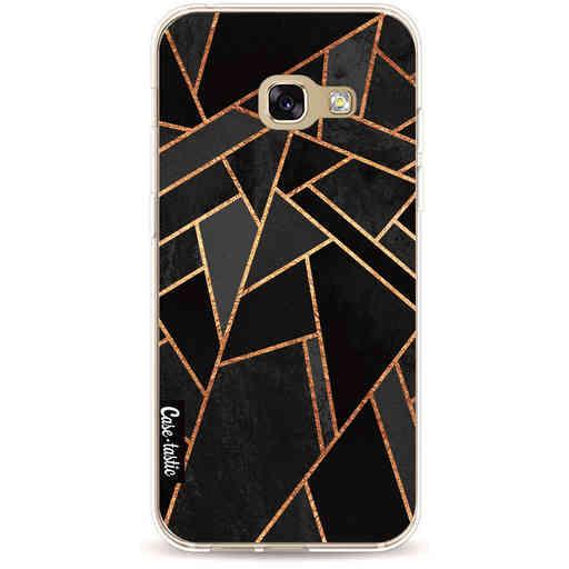 Casetastic Softcover Samsung Galaxy A3 (2017) - Black Night