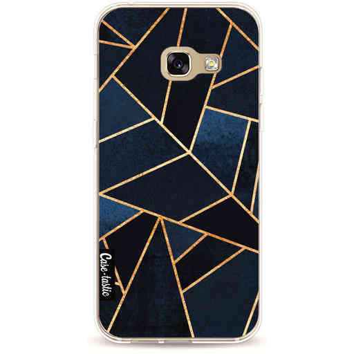 Casetastic Softcover Samsung Galaxy A3 (2017) - Navy Stone