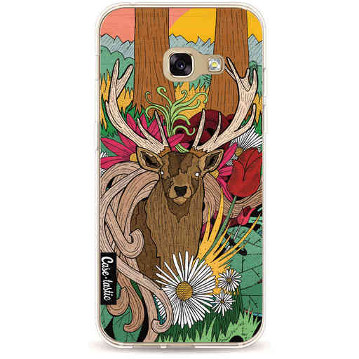 Casetastic Softcover Samsung Galaxy A3 (2017) - Woodland Spring