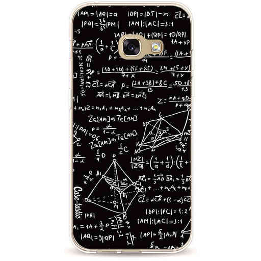 Casetastic Softcover Samsung Galaxy A3 (2017) - You Do The Math