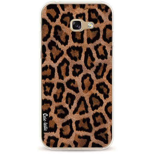 Casetastic Softcover Samsung Galaxy A5 (2017) - Leopard