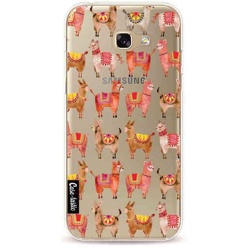 Casetastic Softcover Samsung Galaxy A5 (2017) - Alpacas