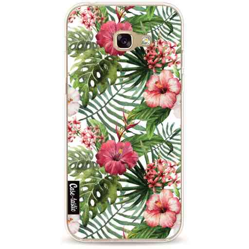 Casetastic Softcover Samsung Galaxy A5 (2017) - Tropical Flowers