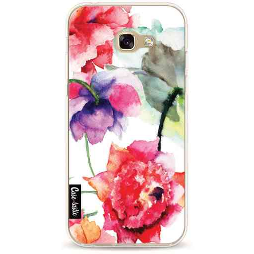Casetastic Softcover Samsung Galaxy A5 (2017) - Watercolor Flowers