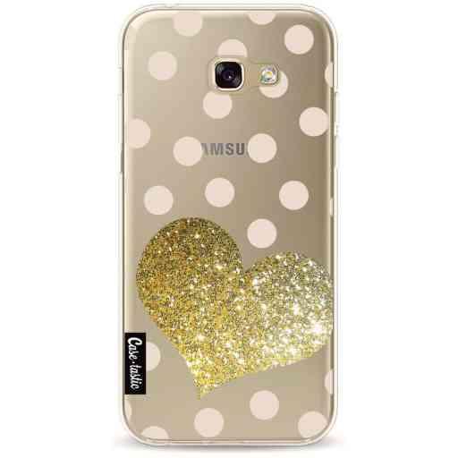 Casetastic Softcover Samsung Galaxy A5 (2017) - Glitter Heart