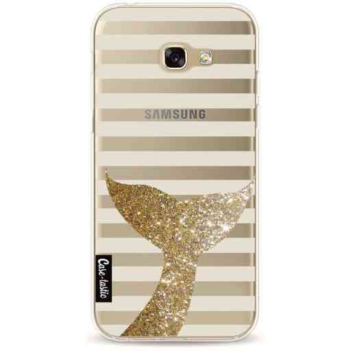 Casetastic Softcover Samsung Galaxy A5 (2017) - Glitter Sirene Tail