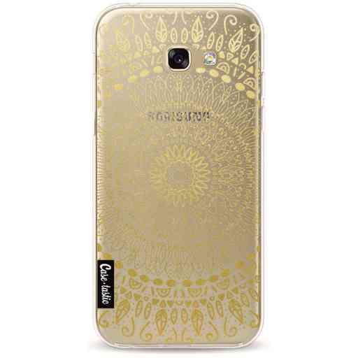 Casetastic Softcover Samsung Galaxy A5 (2017) - Gold Mandala